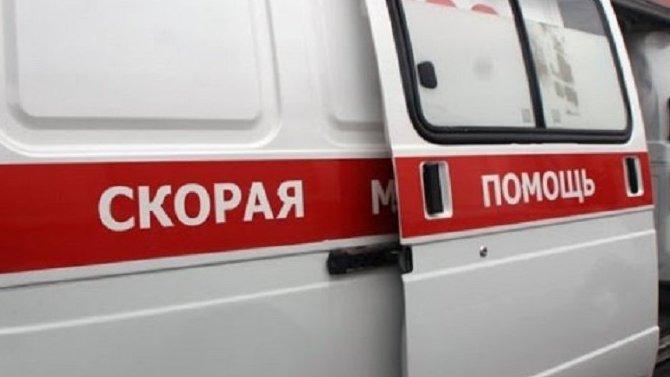 6-летняя девочка пострадала в ДТП в Ульяновске