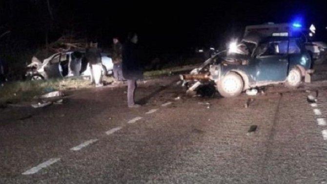 На Кубани в ДТП погиб человек