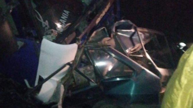 В ДТП в Оренбургской области погиб человек