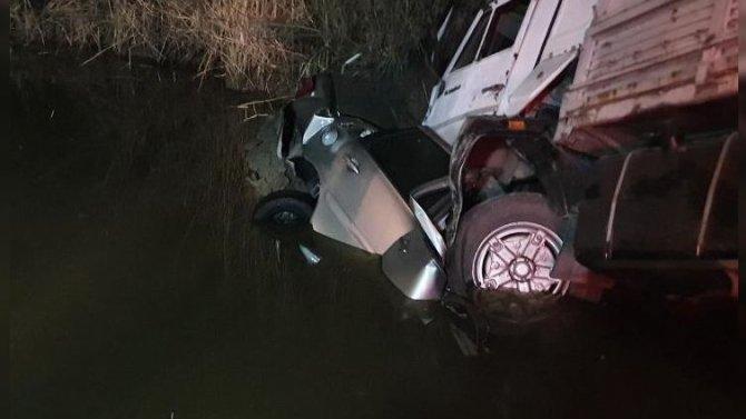В ДТП в Адыгее погиб человек