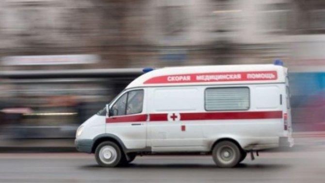 В Новокуйбышевске иномарка сбила женщину