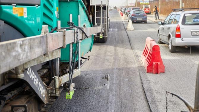 ВЛенобласти решили ремонтировать дороги, пока из-за режима самоизоляции упал трафик