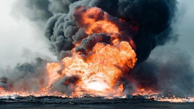 Стало известно отом, что вРоссии могут начать сжигать нефть