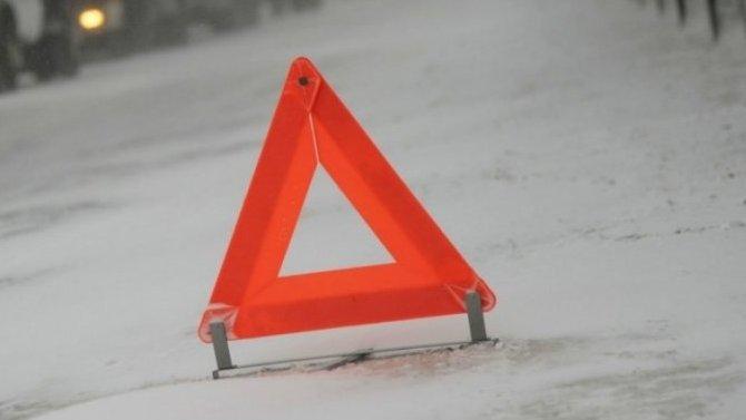 В Тамбове в ДТП пострадал 19-летний водитель