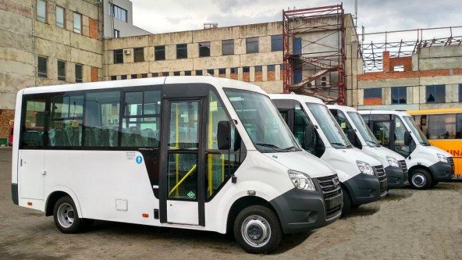 Пандемия: ГАЗ создаст «антивирусные» автобусы