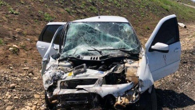 В ДТП в Краснодарском крае погибли два человека