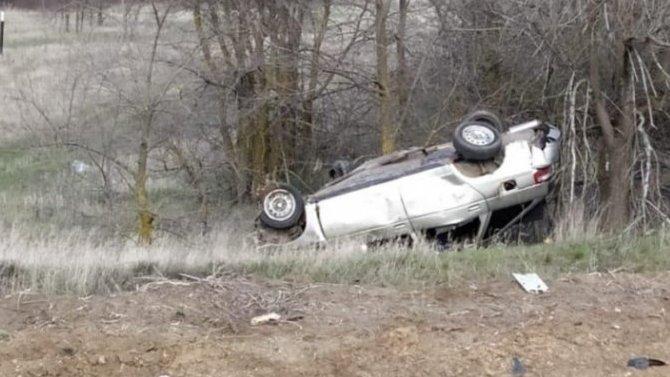 В ДТП с грузовиками в Волгоградской области погибли два человека