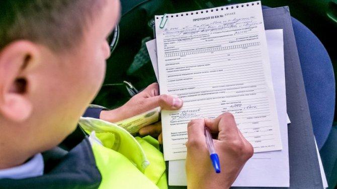 Пандемия: водителей могут штрафовать занарушение карантина