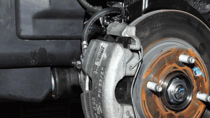Как узнать обизносе тормозных колодок автомобиля позвуку