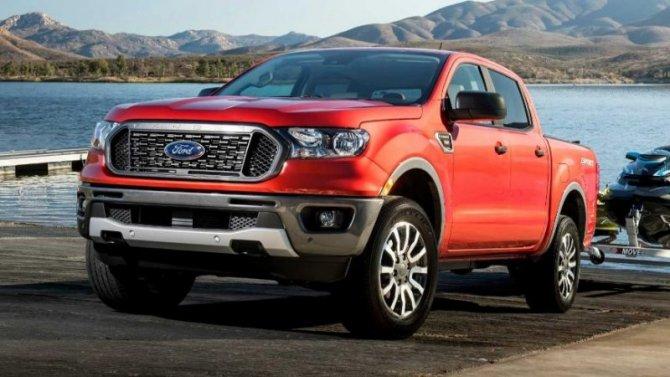 Ford Ranger получил новый заводской тюнинг