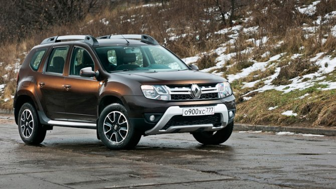 2 Renault Duster