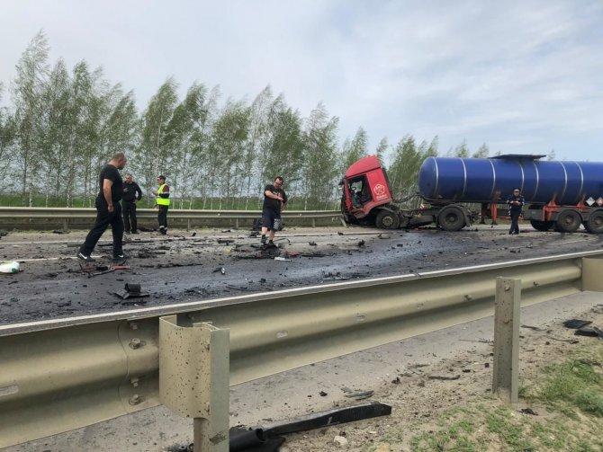 Водитель Мерседеса погиб в ДТП в Рязанской области (1)