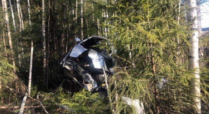 Два молодых человека погибли в ДТП в Кировской области (2)