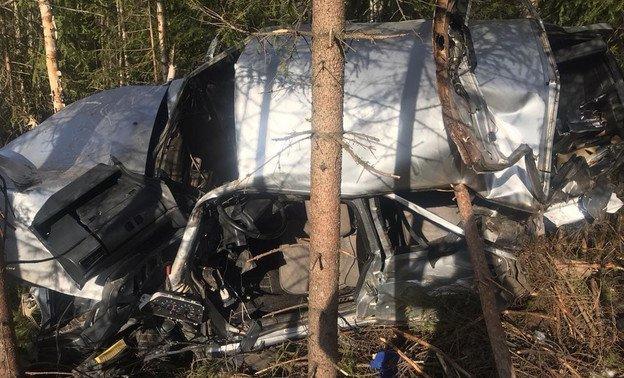 Два молодых человека погибли в ДТП в Кировской области (1)