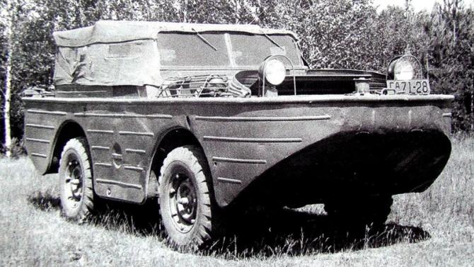 ГАЗ-011 МАВ-67