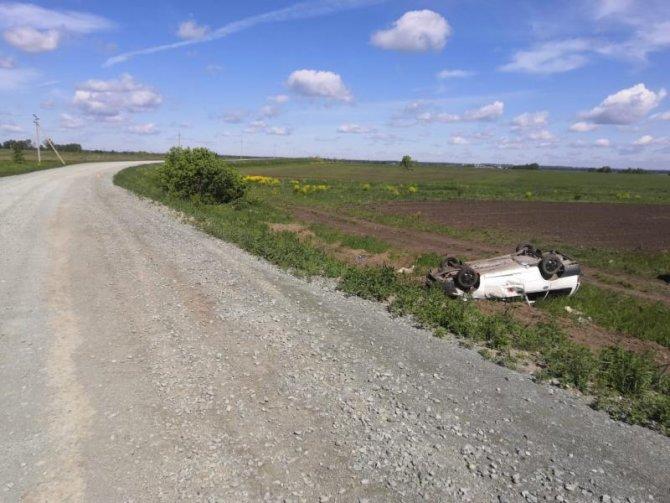 Водитель погиб в ДТП в Новосибирской области (2)