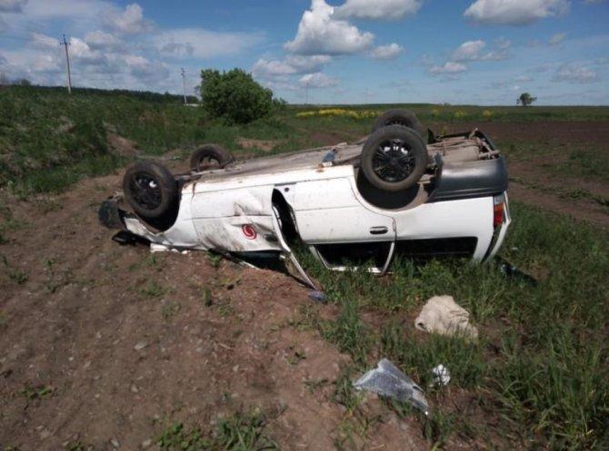 Водитель погиб в ДТП в Новосибирской области (1)