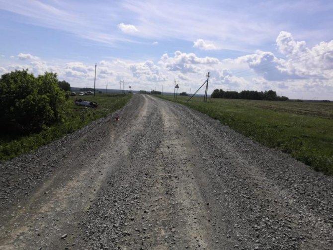 Водитель погиб в ДТП в Новосибирской области (3)