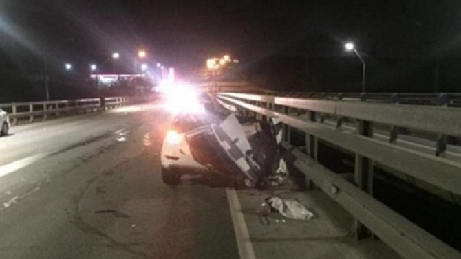 Три человека погибли в ДТП в Волгограде