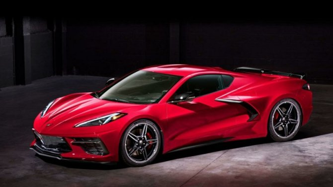 Как новый Chevrolet Corvette заботится о безопасности