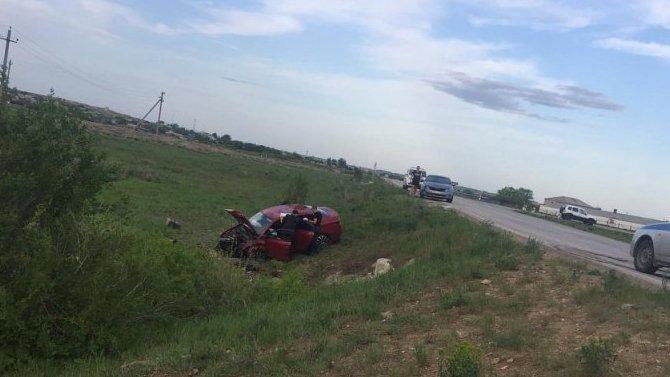 В ДТП в Челябинской области погиб ребенок