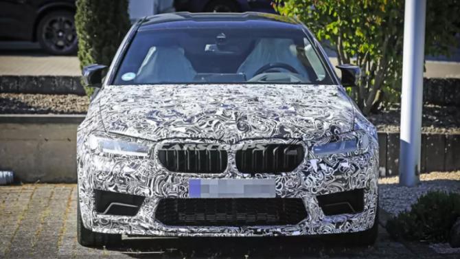 Новый BMW M5 получит особо мощную модификацию