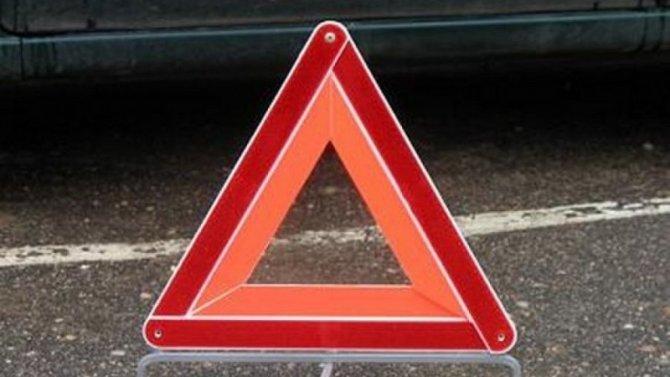 Водитель мопеда погиб в ДТП под Тверью