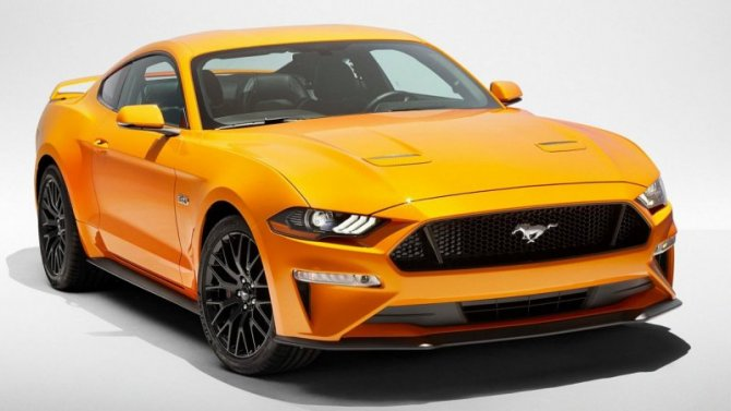 Ford Mustang GT прибавил мощности