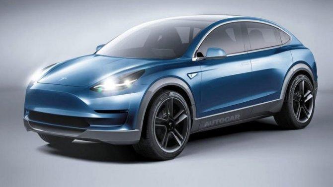 Электромобили Tesla скоро станут дешевле