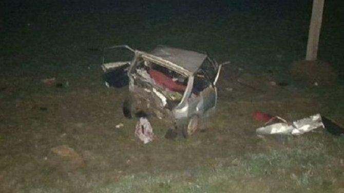 В Башкирии по вине пьяного водителя погиб человек