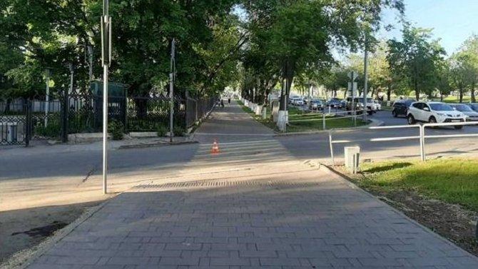В Самаре насмерть сбили велосипедиста