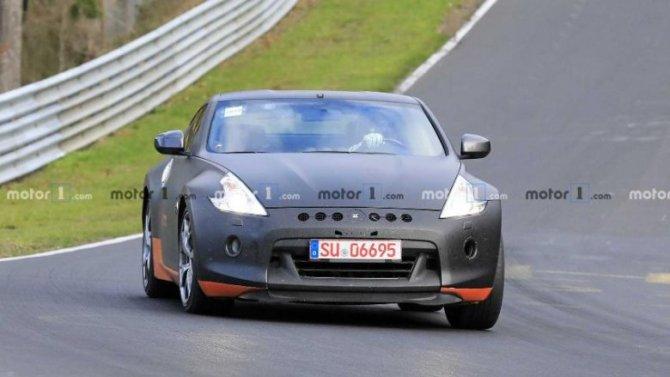 Легендарное спортивное купе Nissan Z сменит поколение