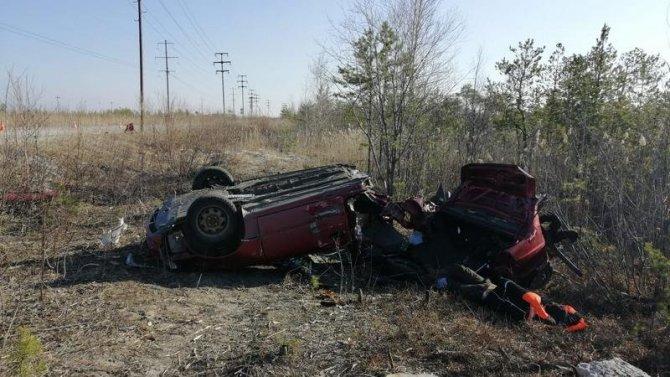 В ДТП в Сургутском районе погиб человек
