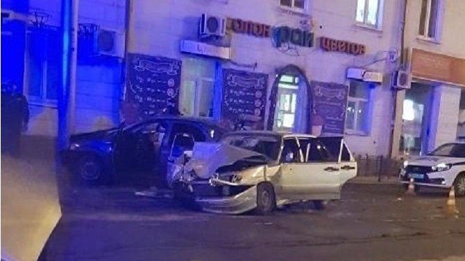 Три человека пострадали в ДТП в центре Иркутска
