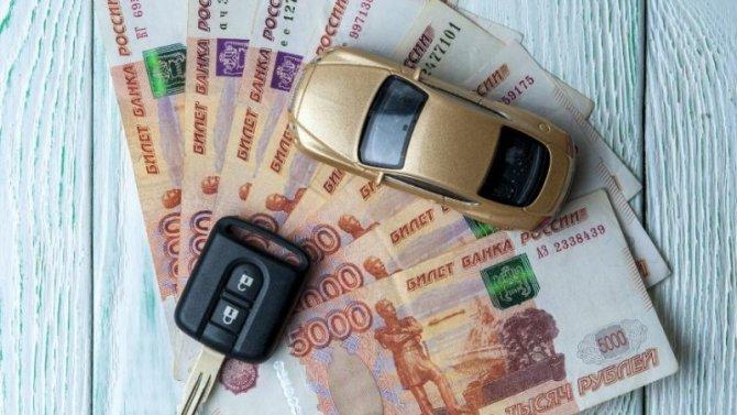 ВРоссии резко снизилось число автокредитов