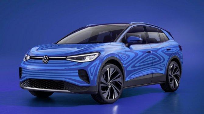 Volkswagen Nivus получит передовую «мультимедийку»