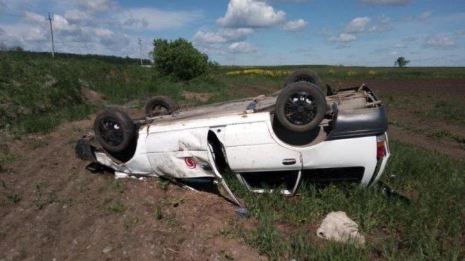 Водитель погиб в ДТП в Новосибирской области