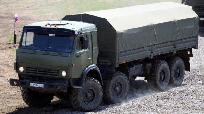 ВРоссии сократились продажи грузовиков