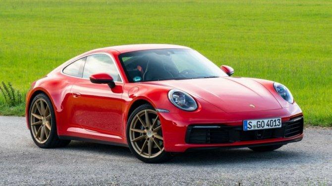 Porsche 911 Carrera лишится атмосферного мотора