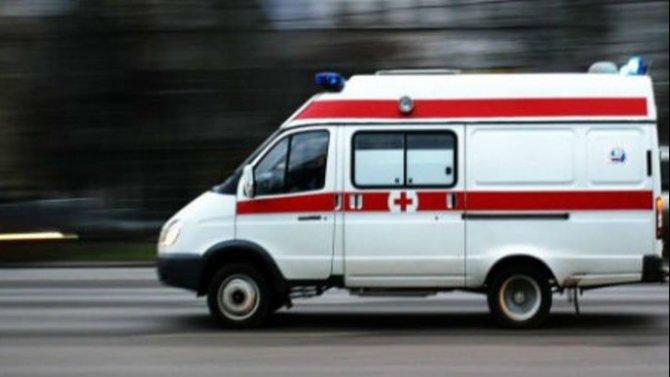 Маленькая девочка пострадала в ДТП в Железногорском районе Курской области
