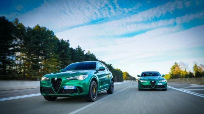 Alfa-Romeo обновила две свои модели