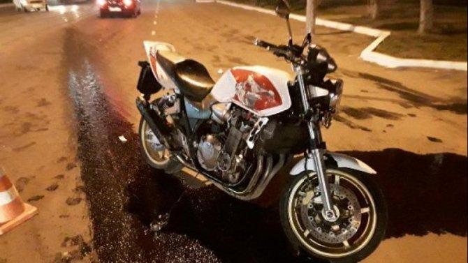 В Новотроицке в ДТП пострадал подросток на мотоцикле