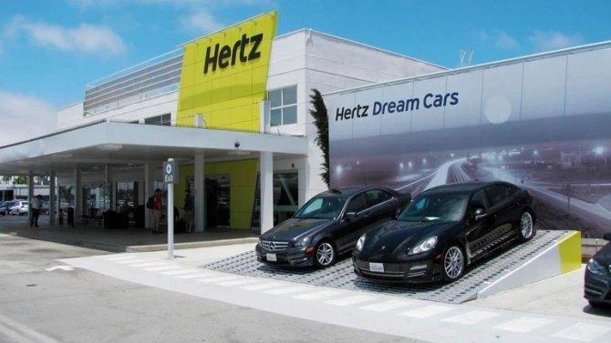 Пандемия: обанкротилась крупнейшая вмире каршеринговая фирма Hertz