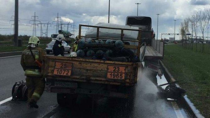 В Колпинском районе в ДТП погиб водитель «Газели»