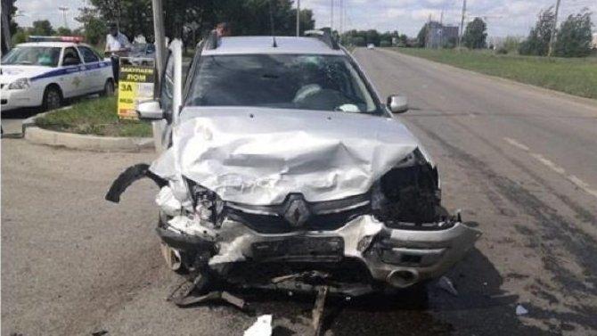 В Набережных Челнах в ДТП погиб водитель
