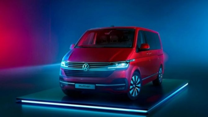 Пандемия: Volkswagen начал онлайн-продажи своих LCV