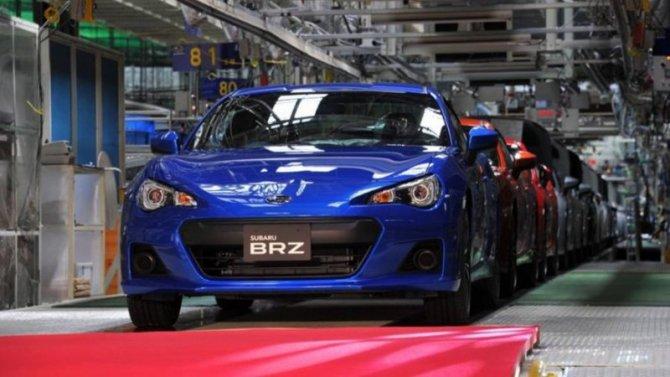 Фирма Subaru возобновила работу всех своих заводов
