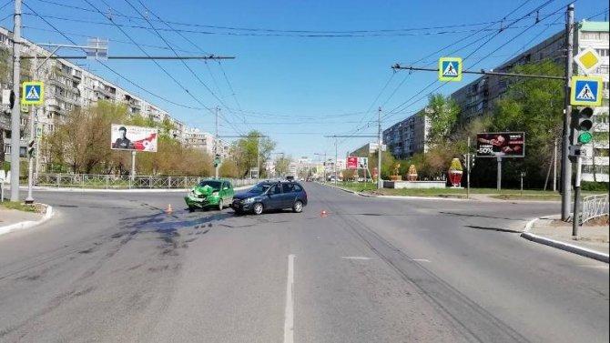 3-летний ребенок пострадал в ДТП в Оренбурге