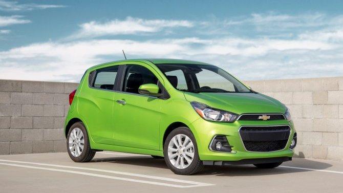 Летом вРоссии появятся бюджетные модели Chevrolet
