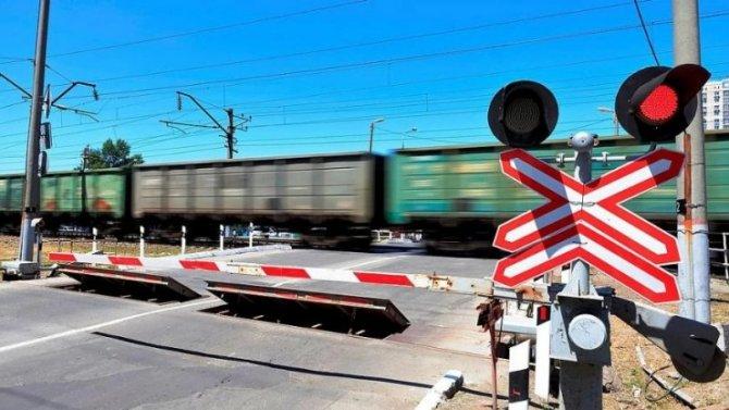 Штрафы занарушения нажелезнодорожных переездах серьёзно возрастут